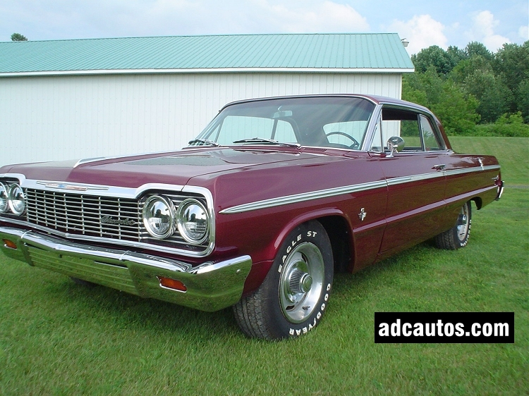 1964 Chevy Impala SS Hardtop for Sale